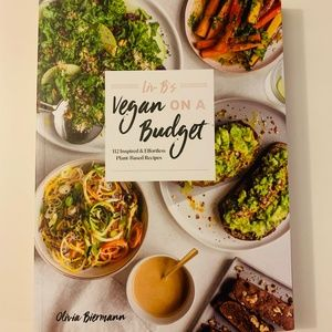 Vegan on a Budget Cookbook